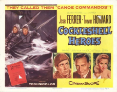 The Cockleshell Heroes 1955 DVD - Jose Ferrer / Trevor Howard